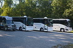Charter Buses | Camelot Limousines, Bus Charters & Tours